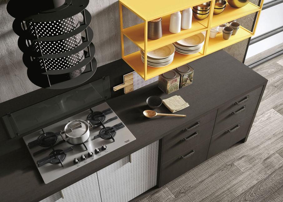 prix et tarifs de nos cuisines snaidero sainte maxime nstallation inc la maison des archis. Black Bedroom Furniture Sets. Home Design Ideas